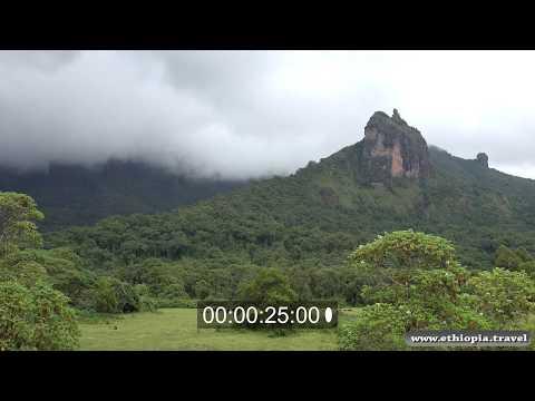Ethiopia - Bale National Park Plateau (Part 4   Lodge)