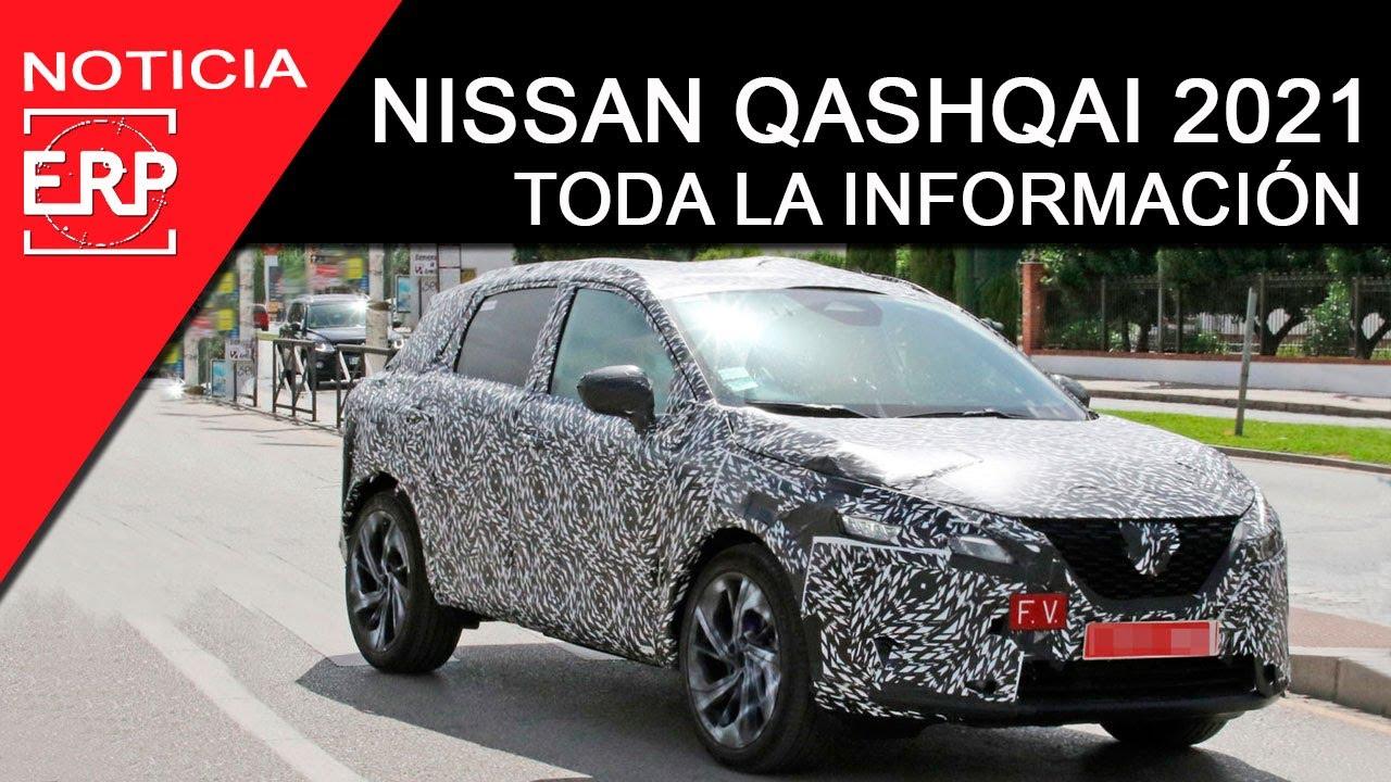 2021 Nissan Qashqai Speed Test