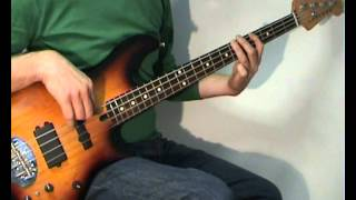 The Crusaders - Street Life - Bass Cover
