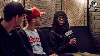 "SABA - interview - on ""Bucket List Project"", Chance The Rapper, Bone Thugs, Twista (Popkiller.pl)"
