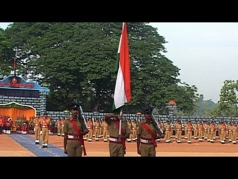 Passing Out Parade, Kerala Police