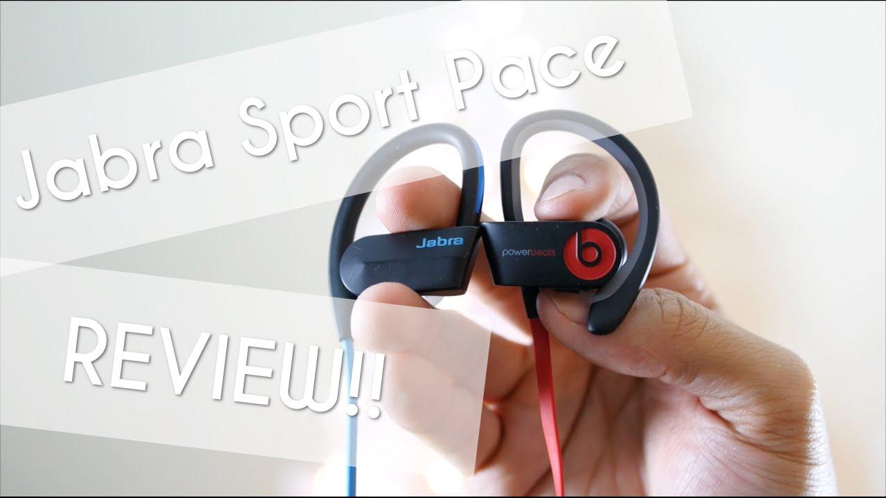 Jabra Sport Pace Review Best Bluetooth Headphones Under 100 Youtube