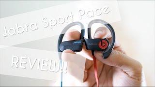 Video Jabra Sport Pace Review! Best Bluetooth headphones under $100? download MP3, 3GP, MP4, WEBM, AVI, FLV Juli 2018