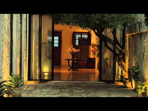 Casablanca Living Luxury Property Rental, Merida, Yucatan, Mexico - Night Time Video