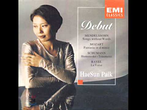 Danny Boy Haesun Paik Piano Quartet