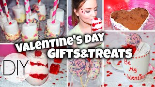 Easy & Fun DIY Valentine's Day Gifts and Treats! Thumbnail