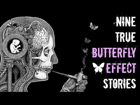 9 Chilling TRUE Butterfly Effect Stories from Reddit