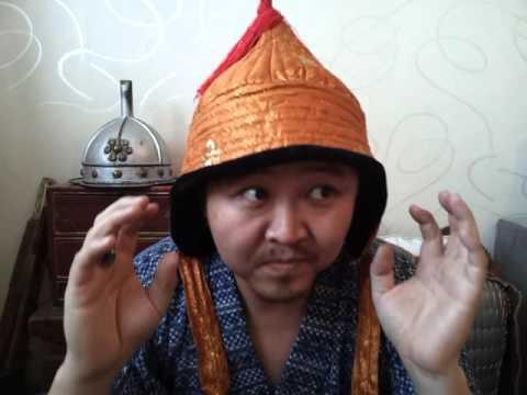 Монголы : головные