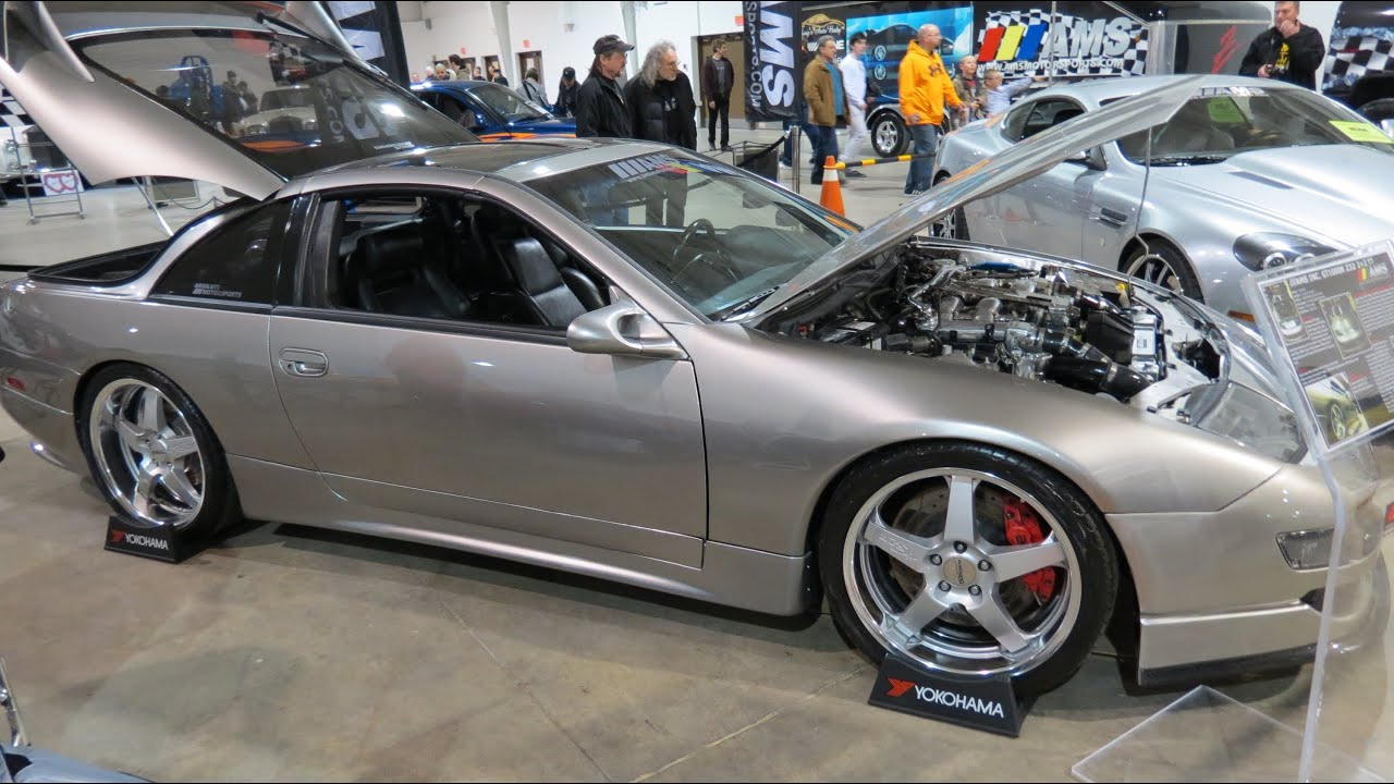 1990 nissan 300zx twin turbo at 2013 megaspeed show youtube. Black Bedroom Furniture Sets. Home Design Ideas