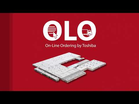 Toshiba International Corporation's Online Ordering - OLO