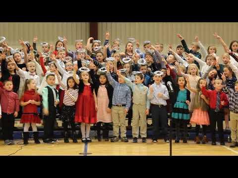 St Mary Parish Catholic School K-2 Christmas concert