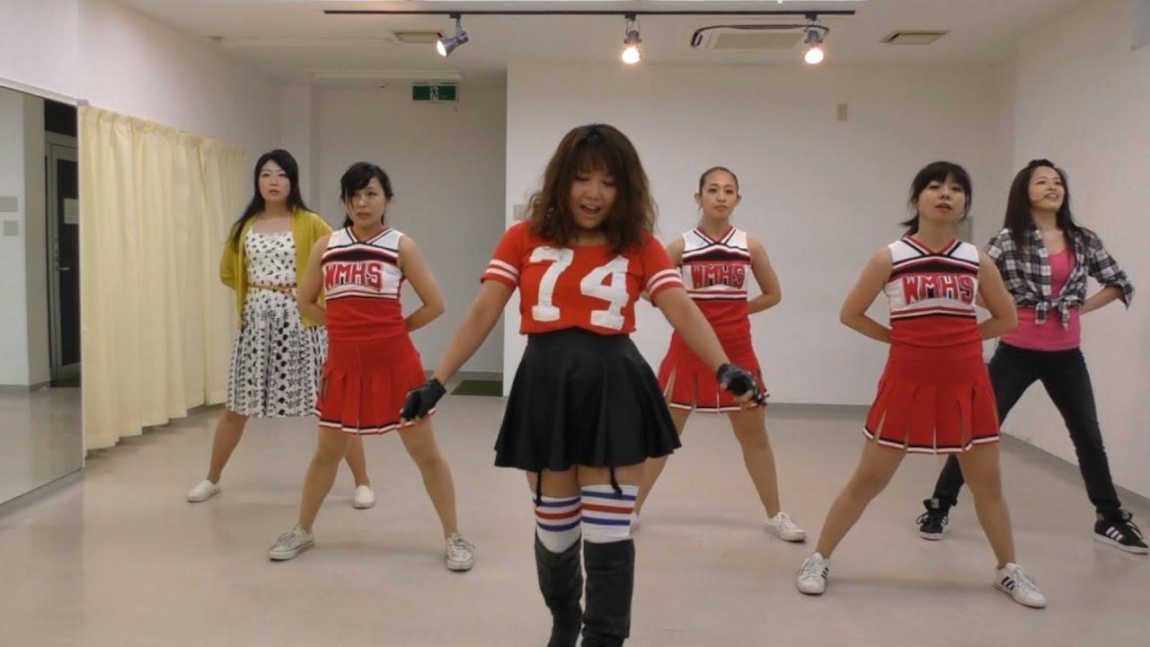 Gleedom - Run The World(Girls) (Glee Dance Cover)