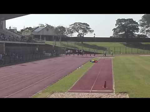 Evergreen primary school athletics