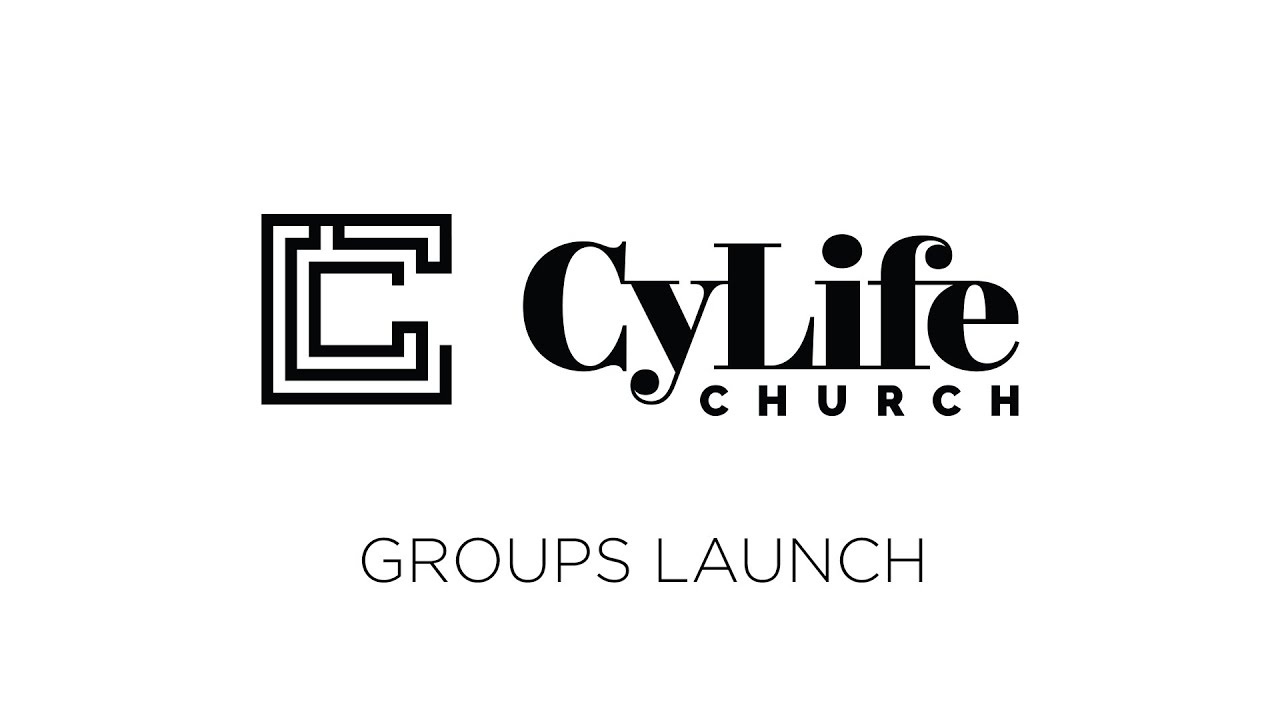 Groups Launch Sunday