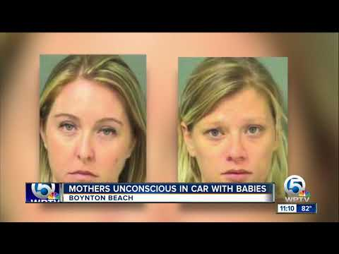 Boynton Beach police release body cam video of two moms overdosing