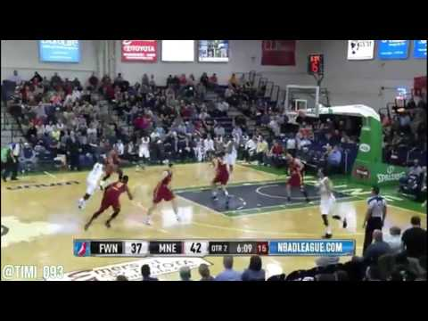 Guerschon Yabusele Highlights vs Fort Wayne Mad Ants (18 pts, 9 reb, 6 ast)
