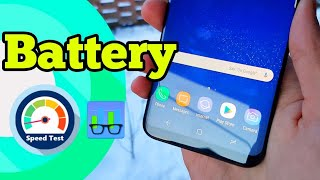 Galaxy S8 Oreo Battery Life | Speed Test | Geekbench
