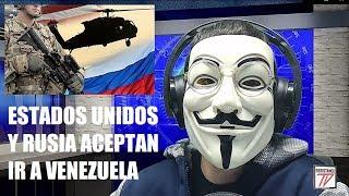 FILTRADO: ESTADOS UNIDOS Y RUSIA ACEPTAN IR A LA GUERRA EN VENEZUELA, LOS MOTIVOS Y CONDICIONES.