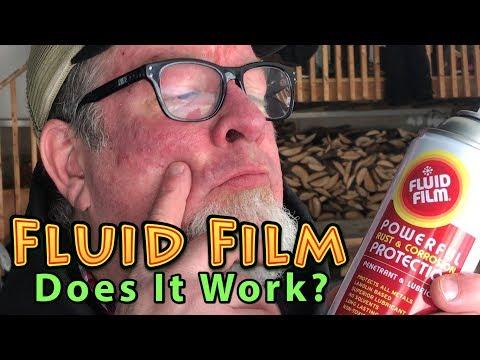 Fluid Film Does It Work