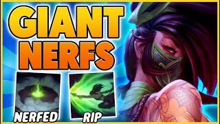 *RIP AKALI* THE NEW WORST CHAMPION IN LEAGUE OF LEGENDS - BunnyFuFuu