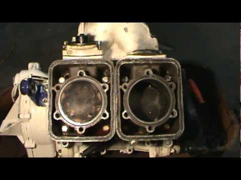 SeaDoo Rotax 787 Top End Rebuild Update 1