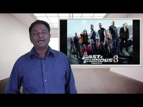 The Fast and Furious 8 - Vin Diesel, Dwayne Johnson - Tamil Talkies