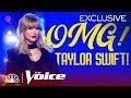 Mega Mentor Taylor Swift Shocks the Latest Knockout Pairs - Voice Knockouts 2019 (Digital Exclusive) Mp3