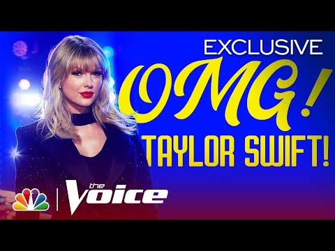 The Mayor Pete Kennedy - Taylor Swift invades The Voice for Mega-Knockouts.