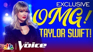 Download lagu Mega Mentor Taylor Swift Shocks the Latest Knockout Pairs - Voice Knockouts 2019 (Digital Exclusive)