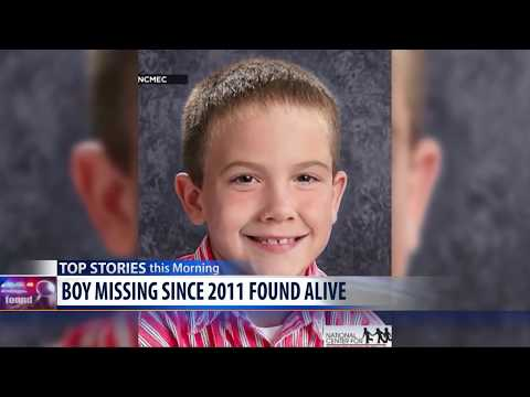 Boy missing for 7 years found alive - YouTube
