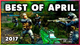 The Crew's Best of April 2017! (Funny Moments Montage)