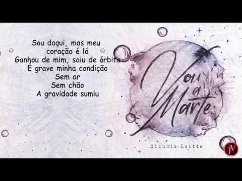 Claudia Leitte - Vou a Marte- LYRICS