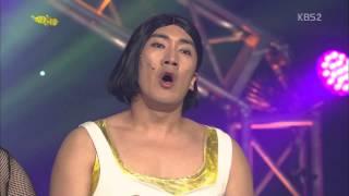 Hit  개그콘서트 - 이상훈, 송영길에게 김수현을 봤다 니글 니글~.20150531