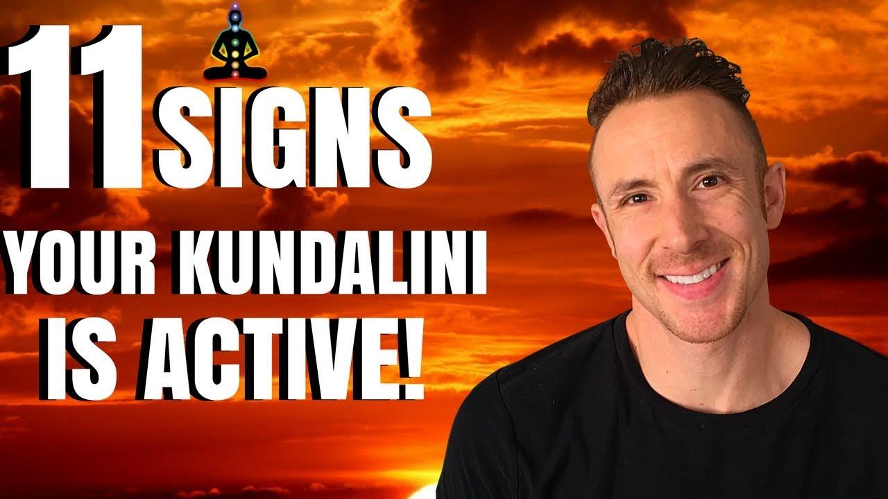 Kundalini Awakening - (11 Classic Signs Of A Kundalini Awakening)