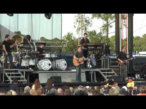 Craig Morgan - Almost Home (Live @ The Old City Music Festival, St. Augustine, FL - 2012)