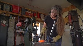 Audra Draper: Master Bladesmith - Our Wyoming
