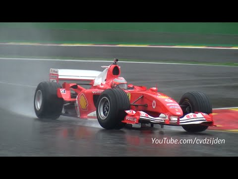 Ferrari F2004 V10 F1 Best Looking F1 Car Ever Ex F1 Car