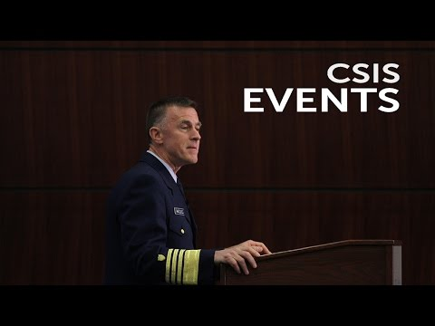 America's Coast Guard in the 21st Century: A Conversation with Admiral Paul Zukunft
