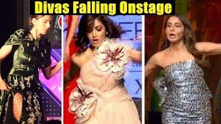 Bollywood Actress Falling On Ramp 2020 | Sunny Leone | Sushmita Sen | Kajol