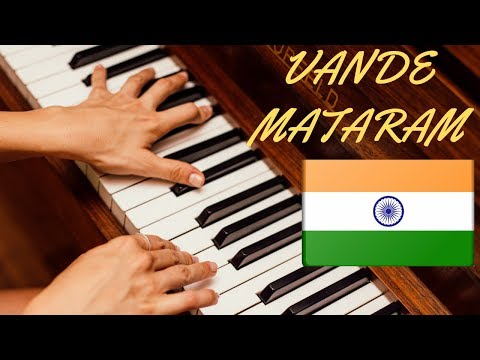 vande-mataram---full-national-song-on-piano-in-hindi