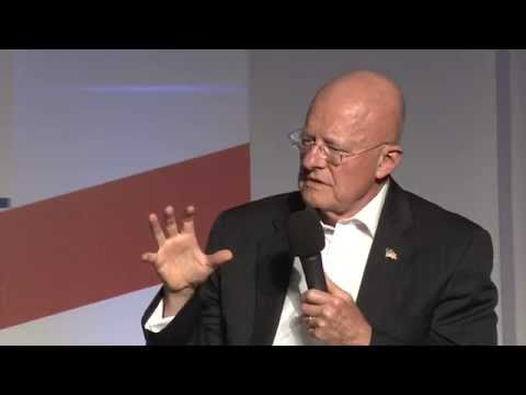 DNI James Clapper on Hillary Clinton's Personal Email Server