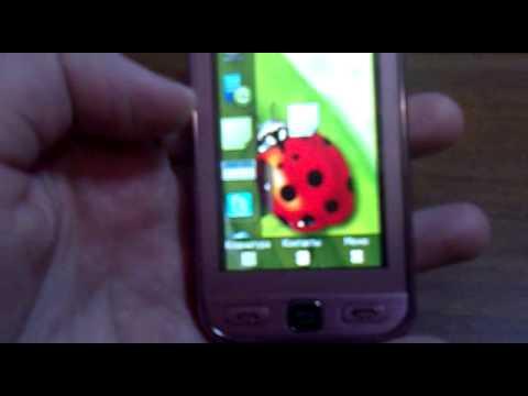Обзор Samsung S5230 Star(part 2)