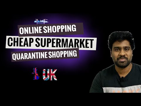 Online Shopping UK | Groceries | Food Delivery | Cheap Supermarkets In UK