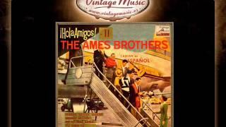 The Ames Brothers -- Me Lo Dijo Adela (VintageMusic.es)