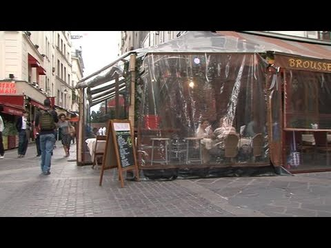 Des Baches De Cafe Indesirables A Paris Youtube