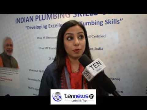 GUNJAN ANEJA INDIAN PLUMBING COUNCIL: WE TRAIN PLUMBERS AND ENHANCE THEIR SKILLS