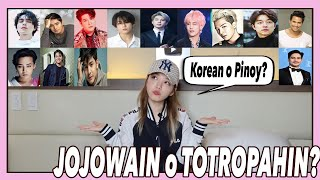 Download Mp3 Korean Takes On The Jojowain O Totropahin Challenge! | Dasuri Choi Gudang lagu