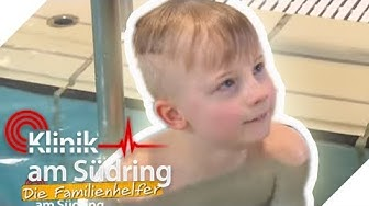 Angst vor Schwimmunterricht: Wieso traut sich Mats (8) nicht ins Bad? | Die Familienhelfer | SAT.1