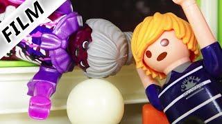 Playmobil Film Deutsch - MONSTER IN GARAGE! PAPA SIEHT MOLLY - Kinderfilme Familie Vogel