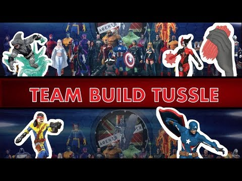 Team Build Tussle - Match 1 - January 2018